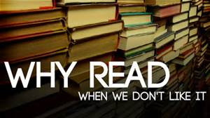 Reluctant Reader Mindset